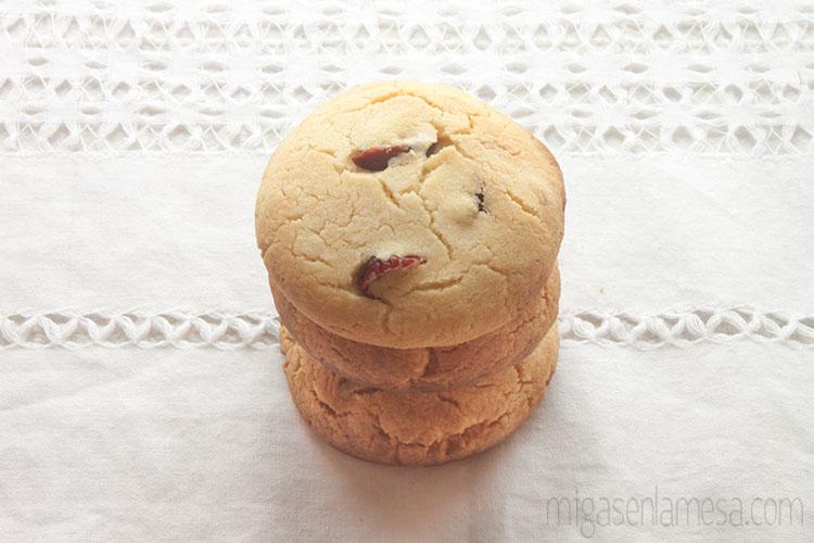 Galletas maiz arandanos 3
