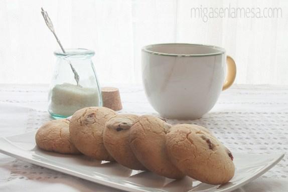 Galletas maiz arandanos 4