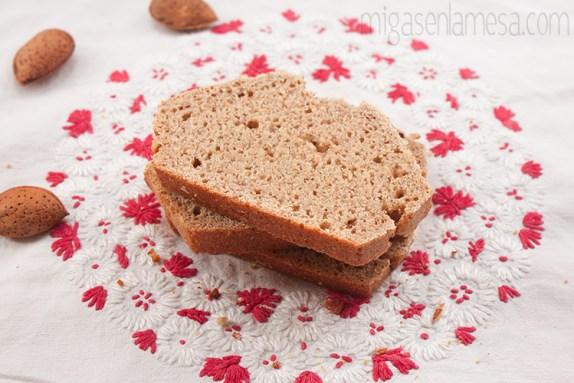 Pan sandwich leche almendra 3