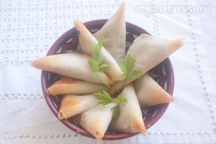 Samosas verdura 2