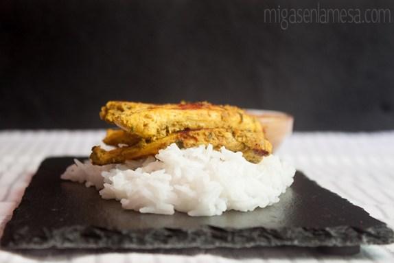 Pollo tandoori mango 6