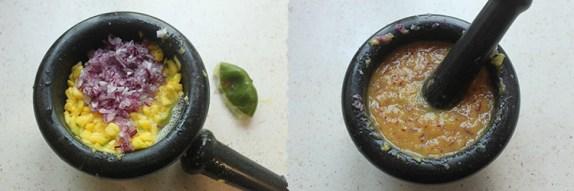 Pollo tandoori mango PaP 2