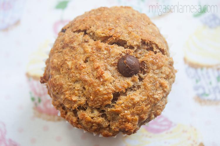 Muffins avena platano 2