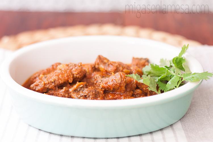 Curry de ternera 1