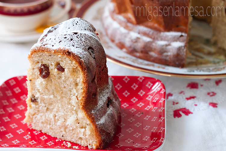 Kugelhopf, pan dulce alsaciano