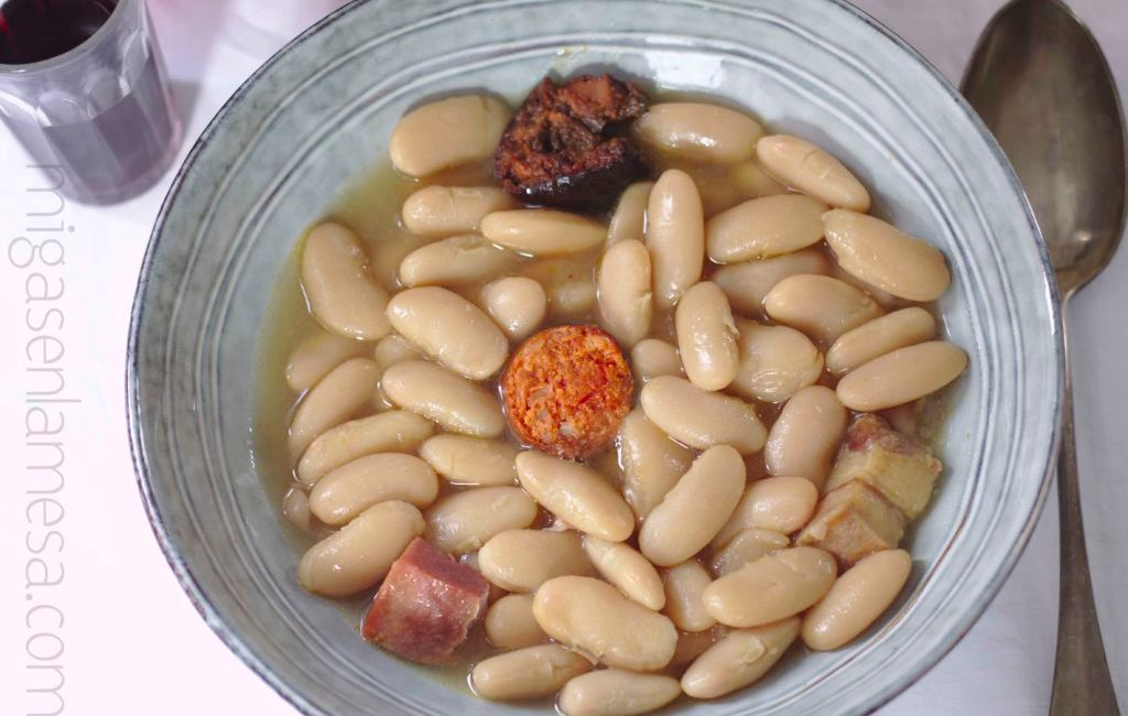 FABADA ASTURIANA EN CROCK POT [Y un formateado accidental]