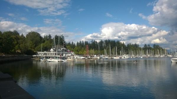 Vancouver Stanley Park Seawall Miga