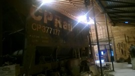 Old CP Rail Container