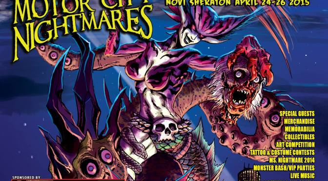 Motor City Nightmares Horror Expo and International Film Festival