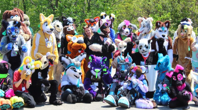 Fifth Annual ArtPrize Furmeet