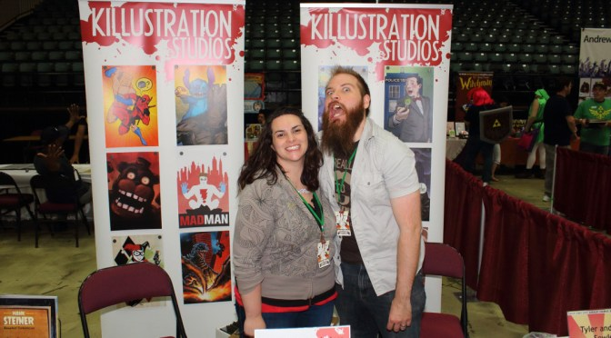 Killustration Studios Interview