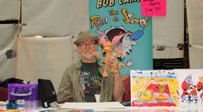 Bob Camp Interview