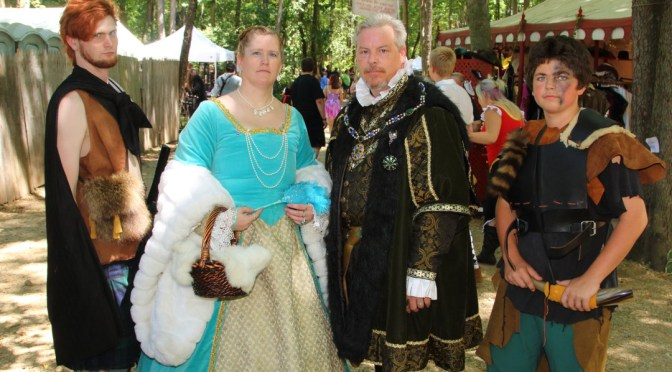 BlackRock Medieval Fest 2015 Sunday Part 1