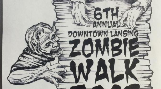 6th Annual Downtown Lansing Zombie Walk