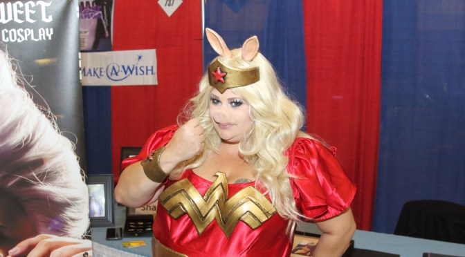 Sweets4aSweet Cosplay at the Grand Rapids Comic Con 2015