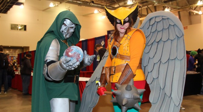 Grand Rapids Comic Con 2015 Saturday Part 1
