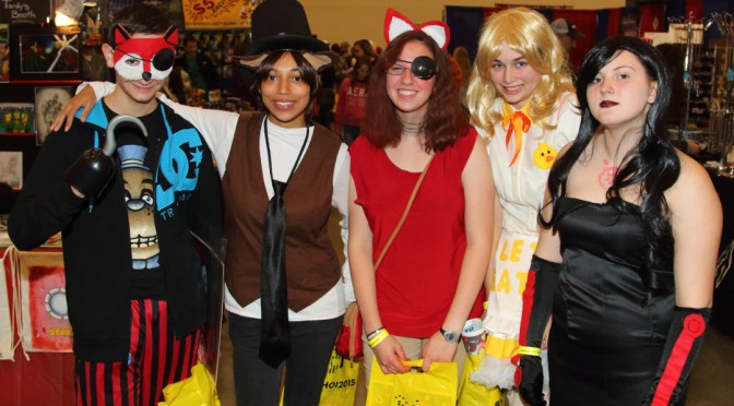 Grand Rapids Comic Con 2015 Review