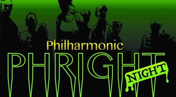 Philharmonic Phright Night
