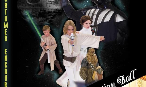 A Star Wars Tribute Ballet by the Michigan Youth Ballet Theatre