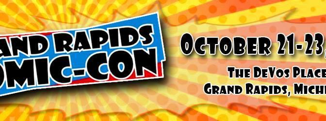 Grand Rapids Comic Con 2016