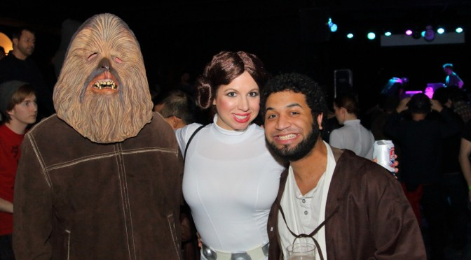 Star Wars Dance Party 2015