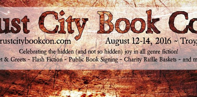 Rust City Book Con 2016