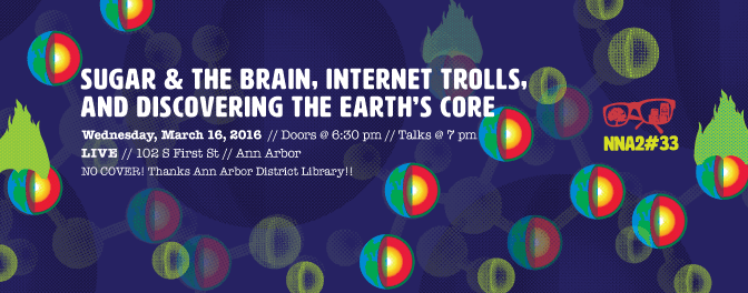 Nerd Nite Ann Arbor March 2016