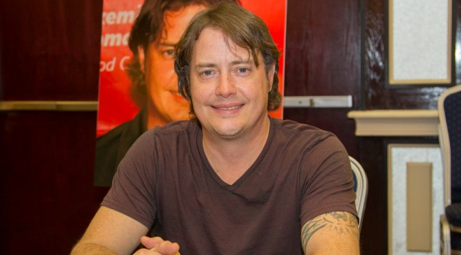 Jeremy London at Fantasticon Lansing 2016