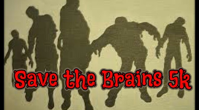 Save The Brains 5k