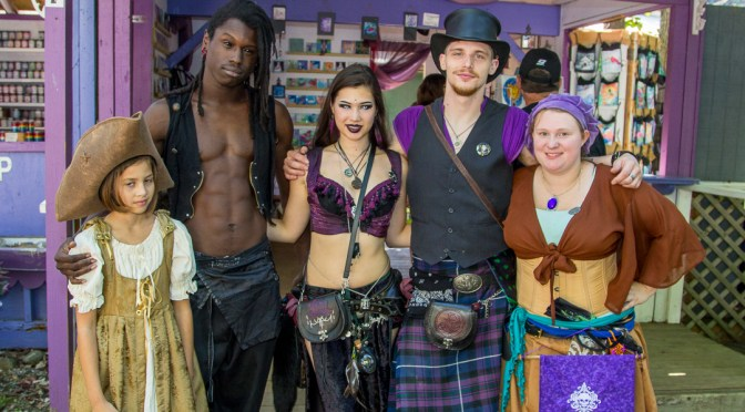 Michigan Renaissance Festival 2016 Revisited