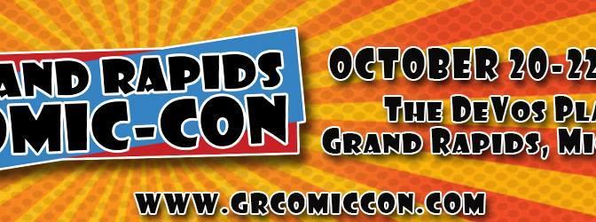 Grand Rapids Comic Con 2017