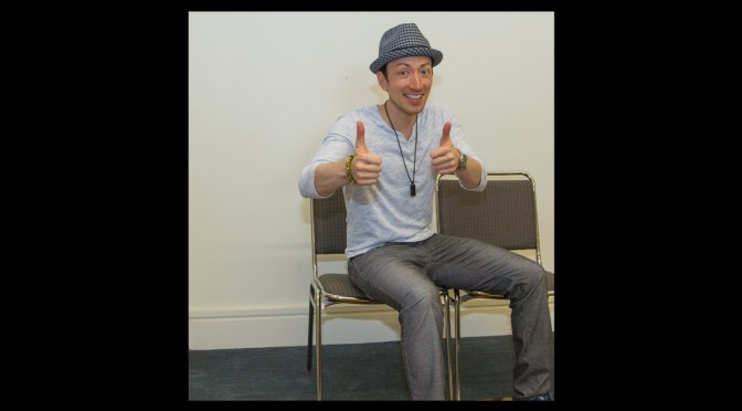 Todd Haberkorn at Youmacon 2016