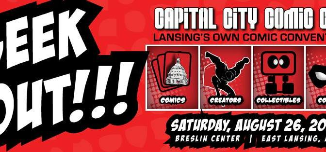 Capital City Comic Con 2017