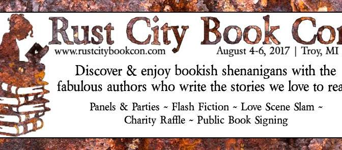 Rust City Book Con 2017