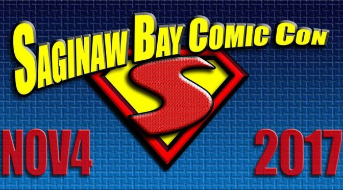 Saginaw Bay Comic Con