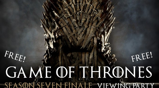 Game of Thrones Season Seven Finale Viewing Party