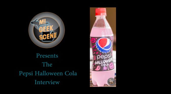 Pepsi Halloween Cola Review