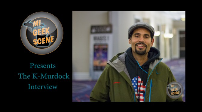 K-Murdock at MAGFest 2018 (Audio Interview)