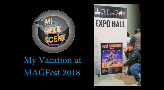 My Vacation at MAGFest 2018