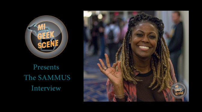 SAMMUS at MAGFest 2018 (Audio Interview) NSFW-ish