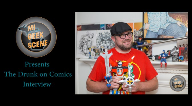 Drunk on Comics Interview