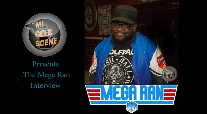 Mega Ran (Audio Interview)