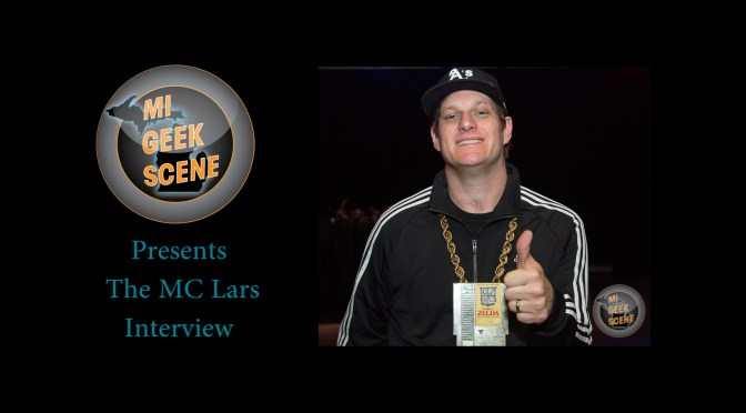 MC Lars Audio Interview 2019