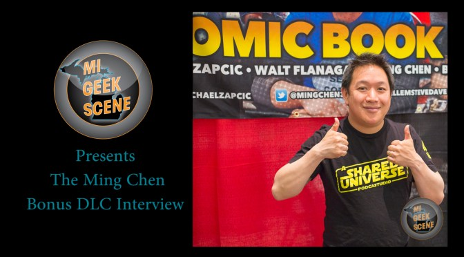 Ming Chen Bonus DLC (Audio) Interview 2019
