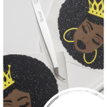 Slay The Day Queen Sticker Tutorial