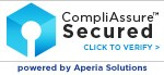 Security Compliance Seal graphic