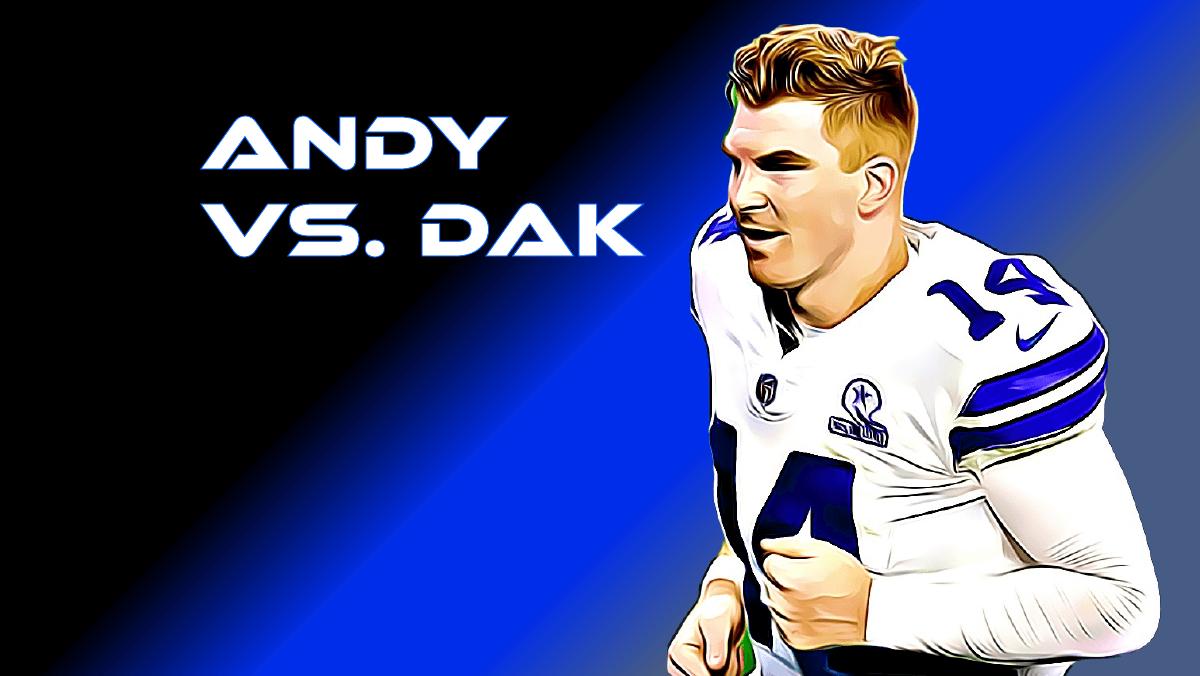 Andy Vs Dak – Should The Cowboys Stick With Dalton?