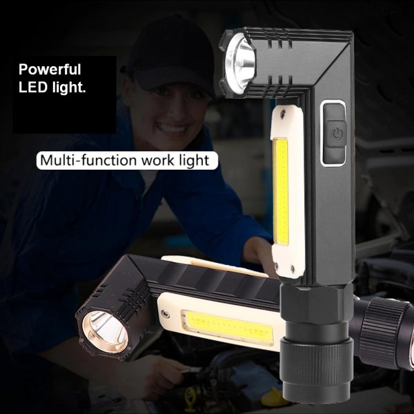 LED work light for professional users
