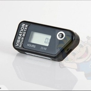 Vibration Activated Engine Hour Meter-image