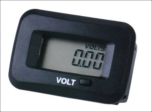 DC Voltmeter 5 to 65 Volts